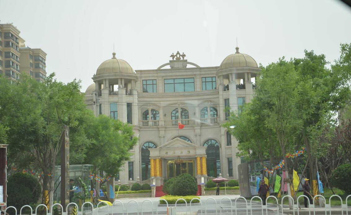 天津东丽湖恒大绿洲半岛超五星级酒店